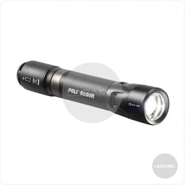 5050R Professional Industrial Peli LED Rechargeable Heavy Duty Torch
