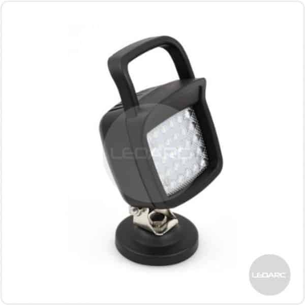 XT1000 Square Rechargeable LED Floodlight with magnetic mount