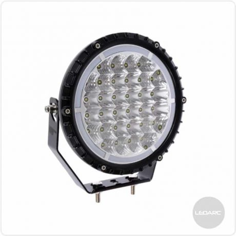 NITE32 Round LED driving lamp, 12/24V, ECE R7 & ECE R112 approved