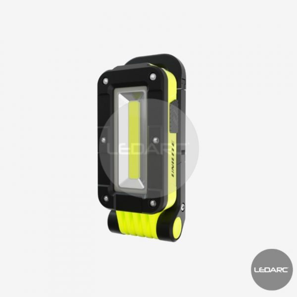 SLR-500 Rechargeable LED Site Work Light & Torch, 500 Lumens, Folding stand