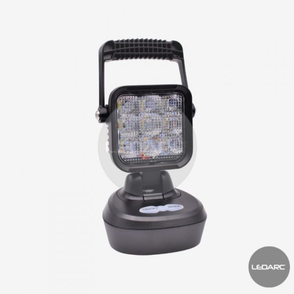 Work9-projecteur-led-rechargeable-magnetique-de-LEDARC
