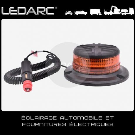 Gyrophare-LED-Orange-VLP45M-Fixation-Magnétique-12-24V-ECE-R65-de-LEDARC(10)