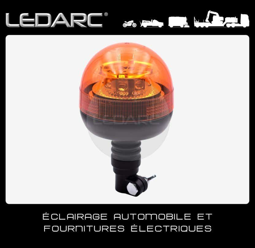 Gyrophare-LED-Orange-Tracteur-DIN-hampe-8084-compatible-avec-Ford-Claas-Massey-Ferguson-John-Deere-New-Holland-Deutz-de-LEDARC(30)