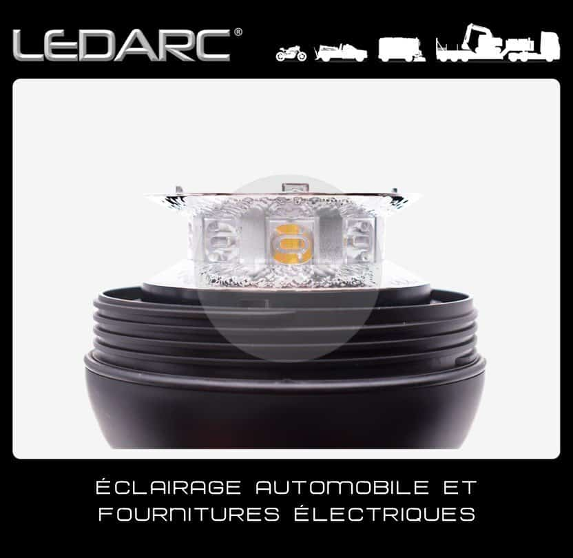 Gyrophare-LED-Orange-Tracteur-DIN-hampe-8084-compatible-avec-Ford-Claas-Massey-Ferguson-John-Deere-New-Holland-Deutz-de-LEDARC(60)