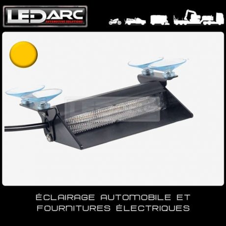 Feu-de-pare-brise-LED-orange-DASH9-ECE-R65-12-24volts-de-LEDARC(10)