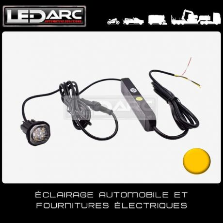 Feu-de-Pénétration-LED-Orange-Blast-Rond-4-LED-Feu-de-Balisage-LED-12-24volts-Button-Blast-de-LEDARC(20)