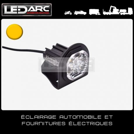 Feu-de-Pénétration-LED-Orange-Blast-Rond-4-LED-Feu-de-Balisage-LED-12-24volts-de-LEDARC(10)